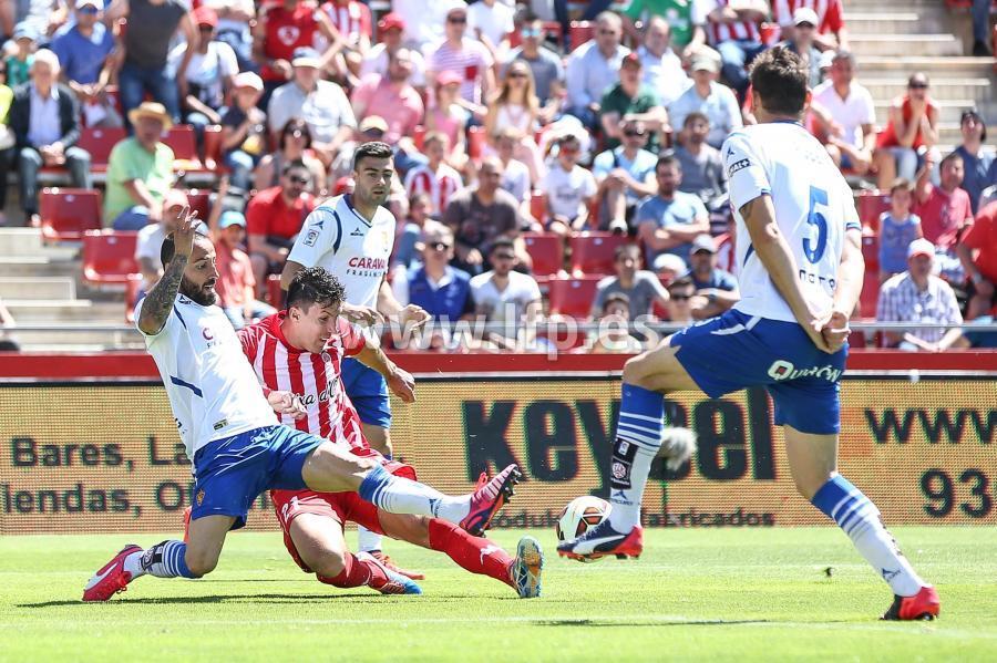 Girona 1-1 Real Zaragoza