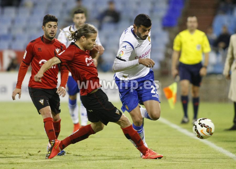 Real Zaragoza CD Mirandes Rico