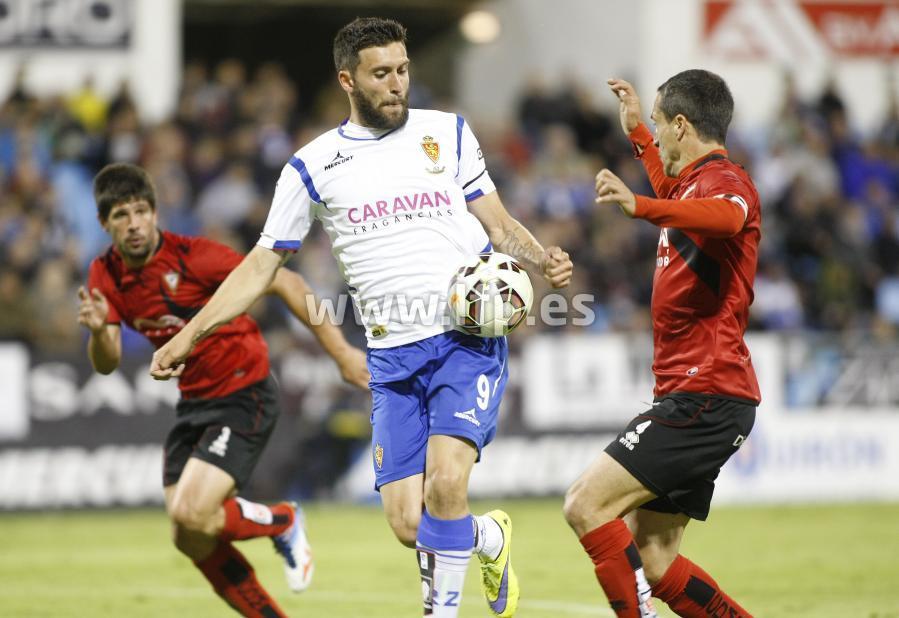 Real Zaragoza CD Mirandes Borja Bastón