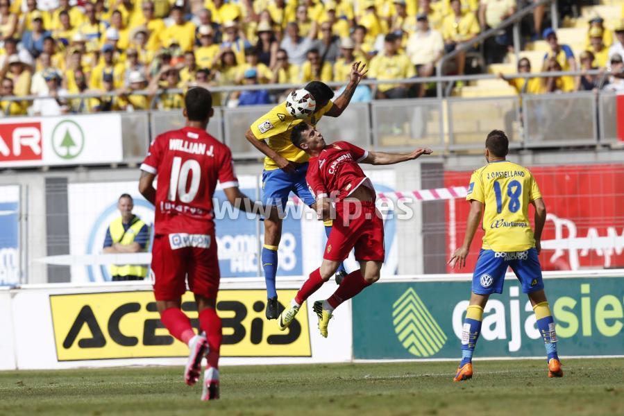 Las Palmas 2-0 Real Zaragoza Play off