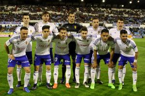 Alineación del Real Zaragoza